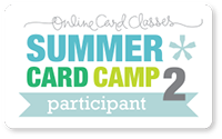 Online Card Classes - Summer Card Camp 2