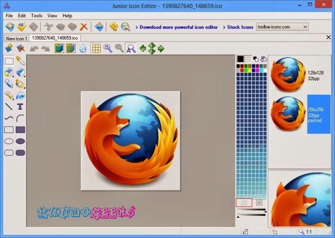 Diseño gráfico de iconos