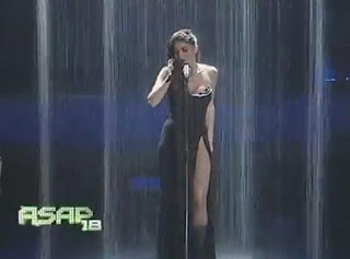 anne curtis birthday performance  ASAP 2013