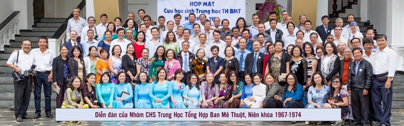 Nhóm Cựu Học Sinh Tổng Hợp BMT 74