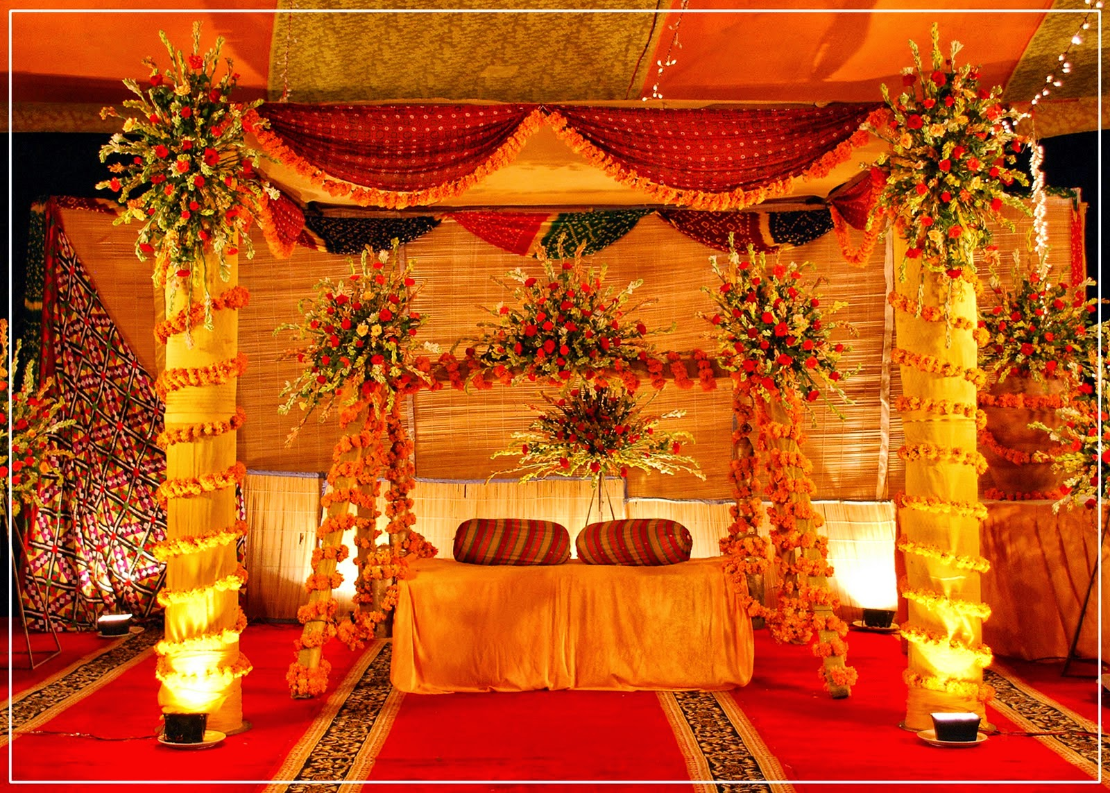 Exclusive stage decoration event sense for Decoration decoration