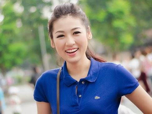 Vietnamese Miss: Duong Tu Anh