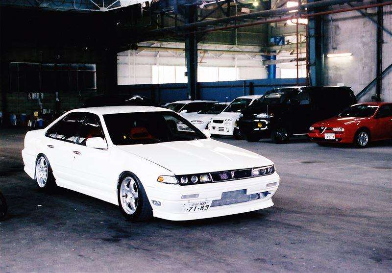 Nissan Cefiro A31, mało znane samochody, piękny design, sedany z lat 90, JDM