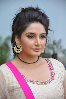 Ragini Dwivedi Pictures in Salwar Kameez at South Scope Calendar 2014 Launch Pictures  0093.jpg