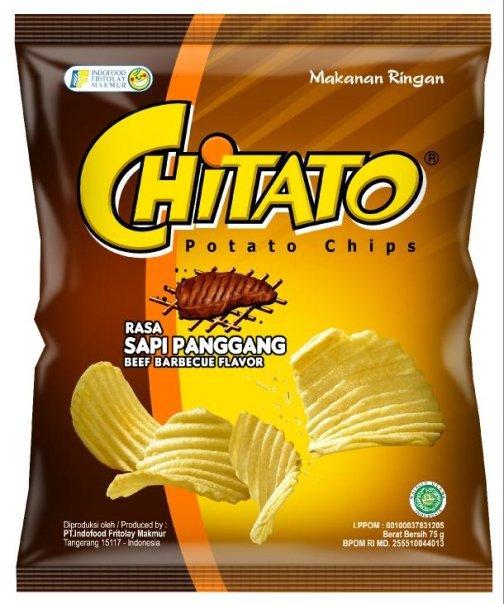 Image Result For Chitato Sapi Panggang