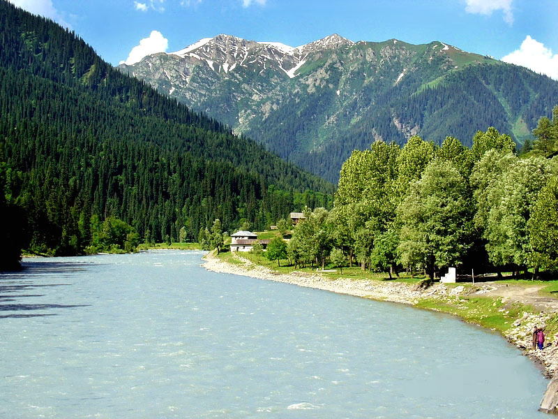Beauty Of The Earth Kashmir Is Beautiful Part Of The World