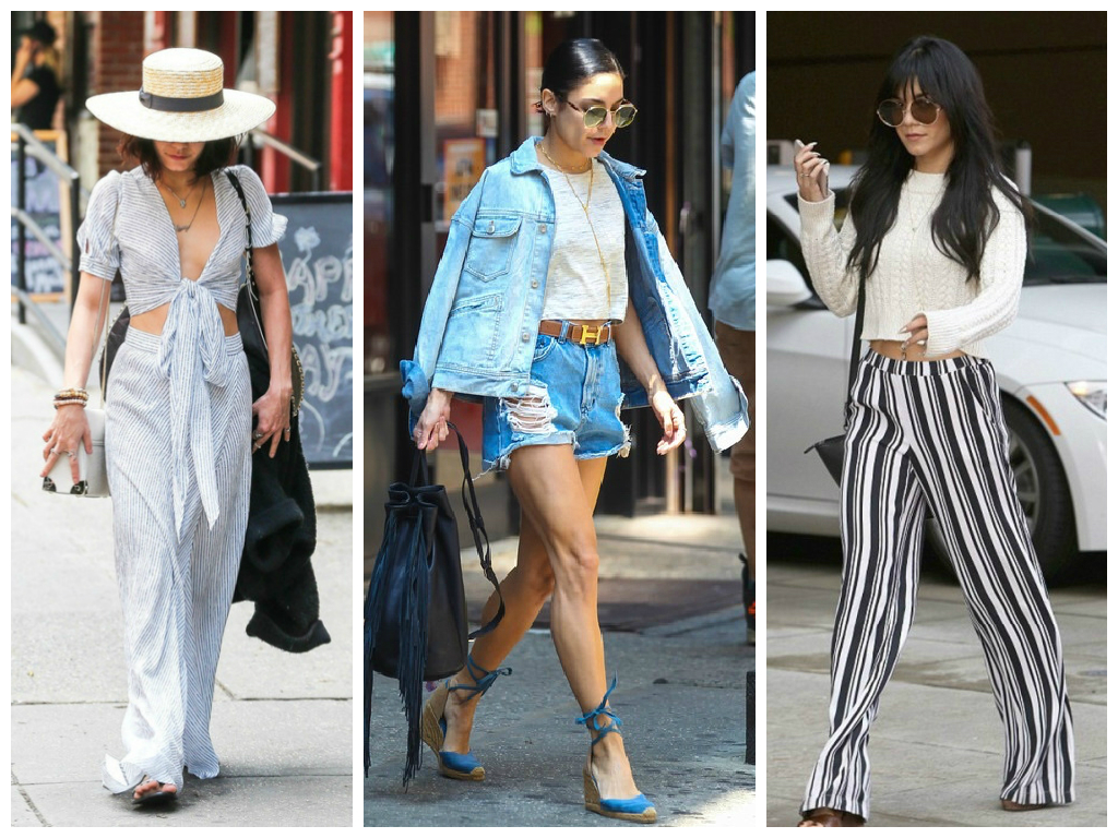 Petite b vanessa hudgens style icon Fashion style october 2015