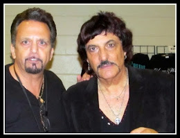 Ray with Carmine Appice (Vanilla Fudge)