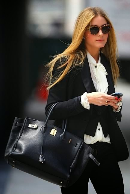 The olivia palermo lookbook olivia palermo bag collection for Hermes palermo