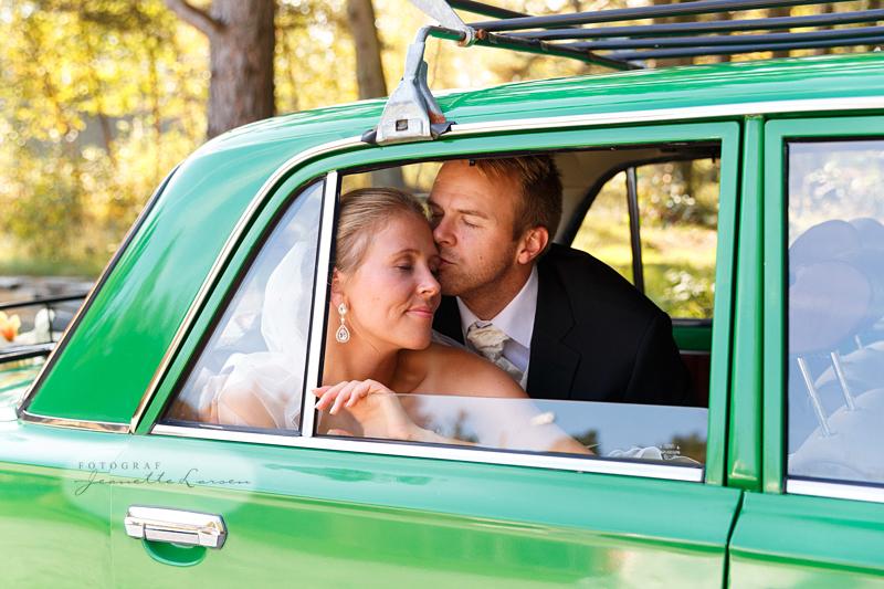 Bryllup, Lada, Solaskogen