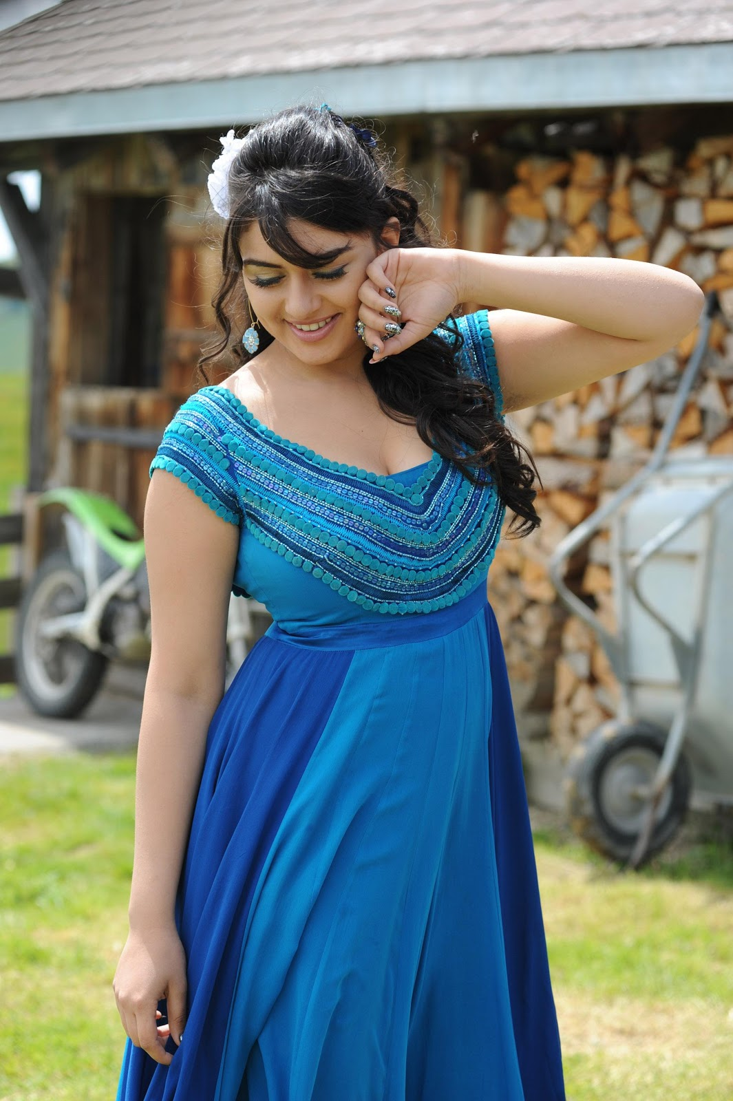 Top Sexy Girl Pictures: Hansika Hot Stills