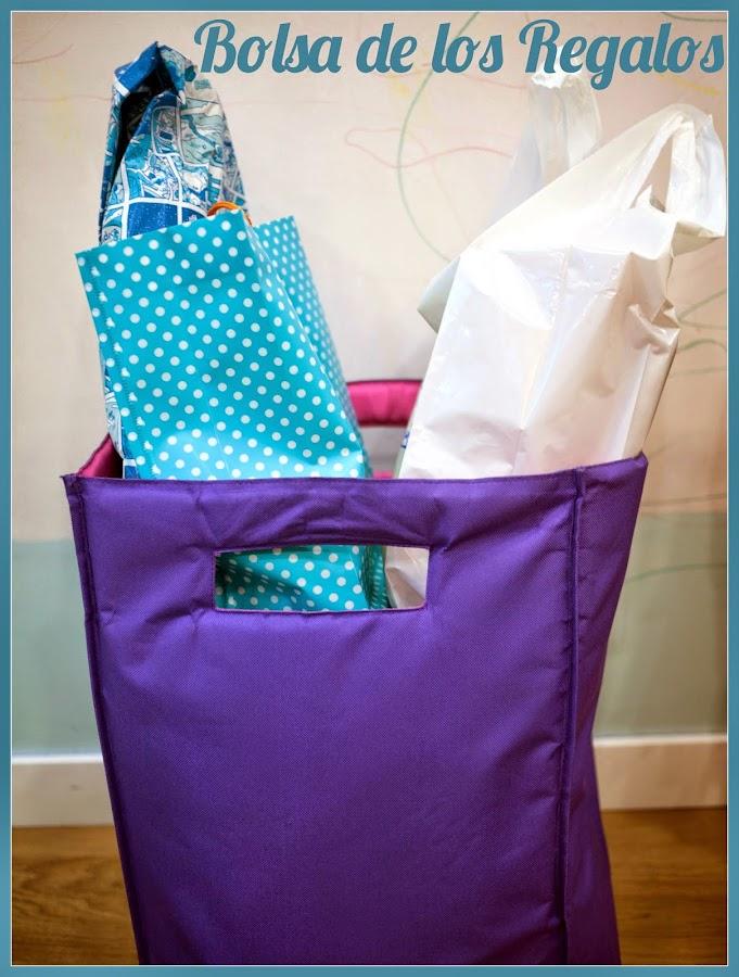 Bolsa de regalos de cumpleaños en Little Kingdom