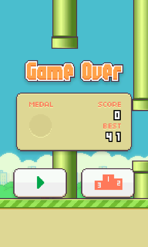 Tips dan Trik Bermain Flappy Bird