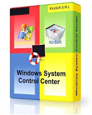 Windows System Control Center v2.1.1.1 Portable