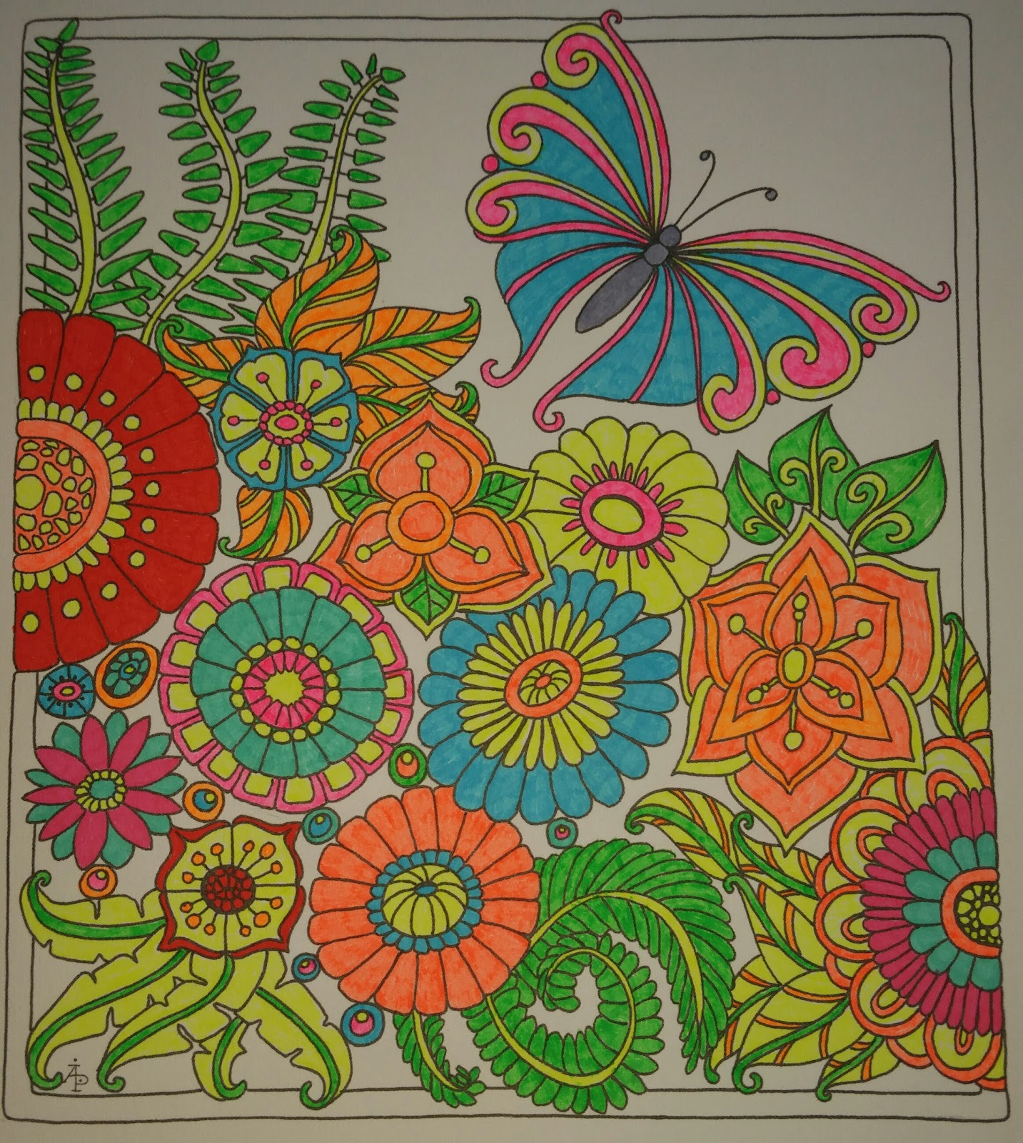 Color book for me - Color Me Awesome