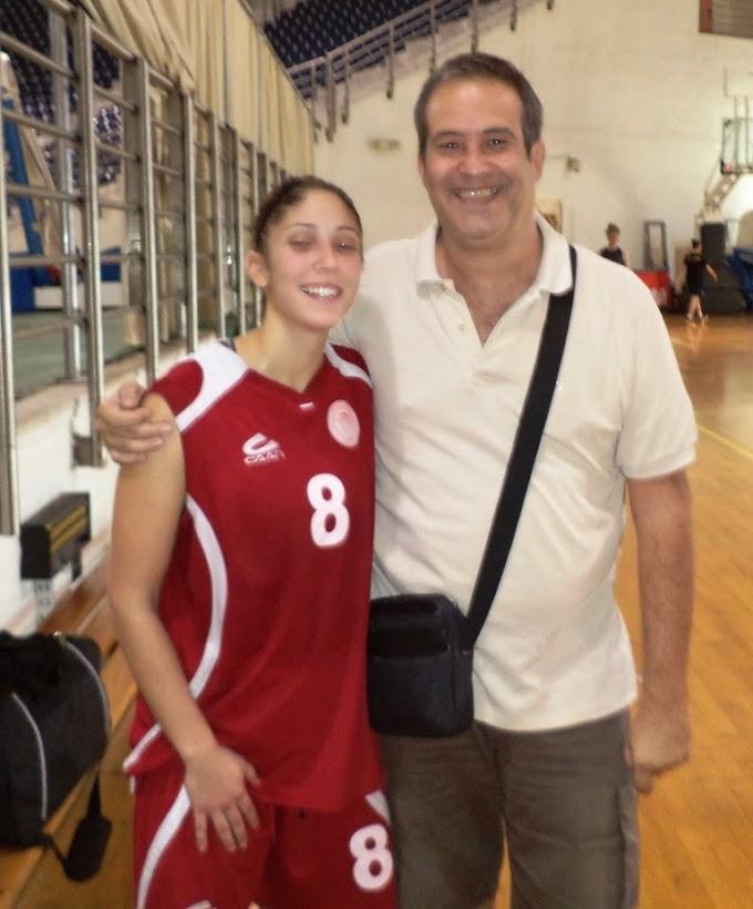 Επιστρέφει στον Ολυμπιακό Βόλου και η Σουλτάνη;