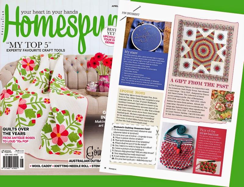 Crochet Magazine Subscription Australia : crochet rockstar: Me at Homespun Australia