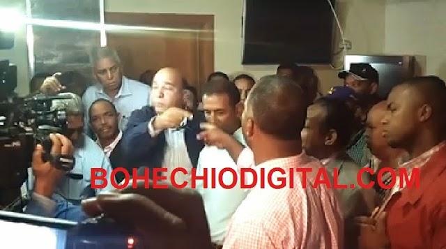 Video-Dice Raúl Mondesí, si Bautista Rojas Gómez quiere terror, en San Cristóbal hay terror,