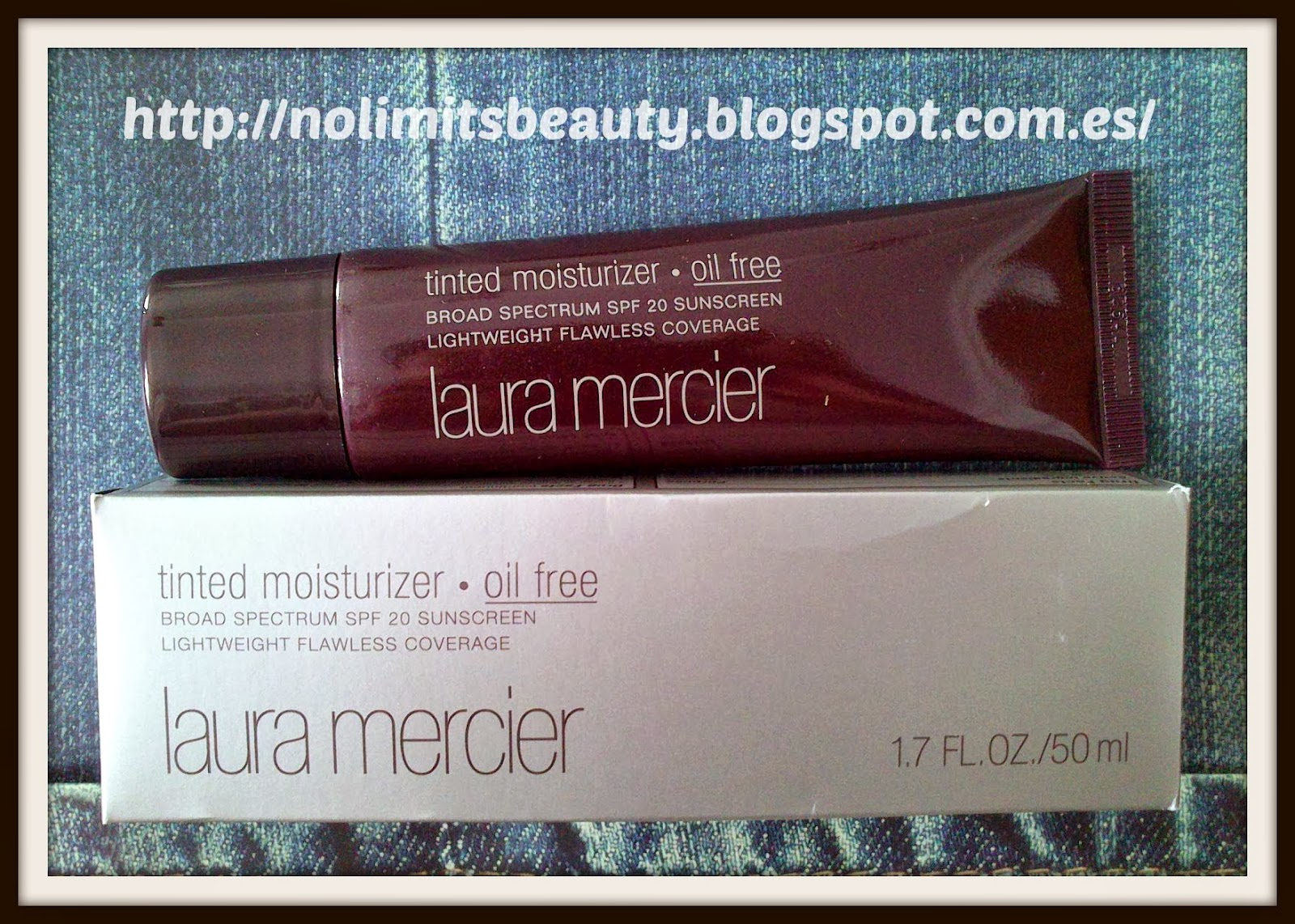Laura Mercier Tinted Moisturizer Oil Free