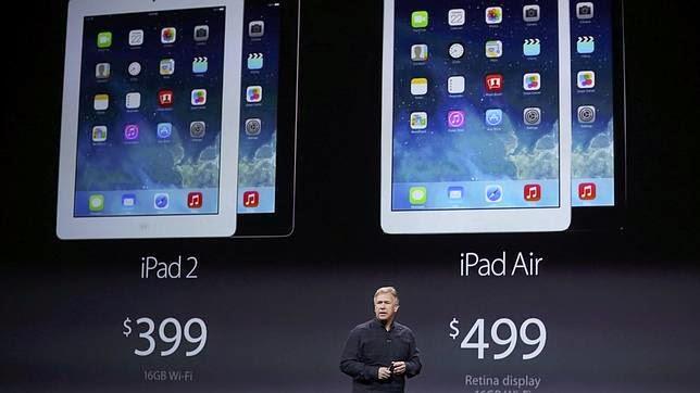 Apple presentará la nueva generación del iPad el 21 de octubre