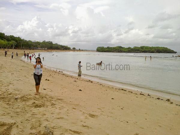 Nusa Dua Beach, Bali Indonesia