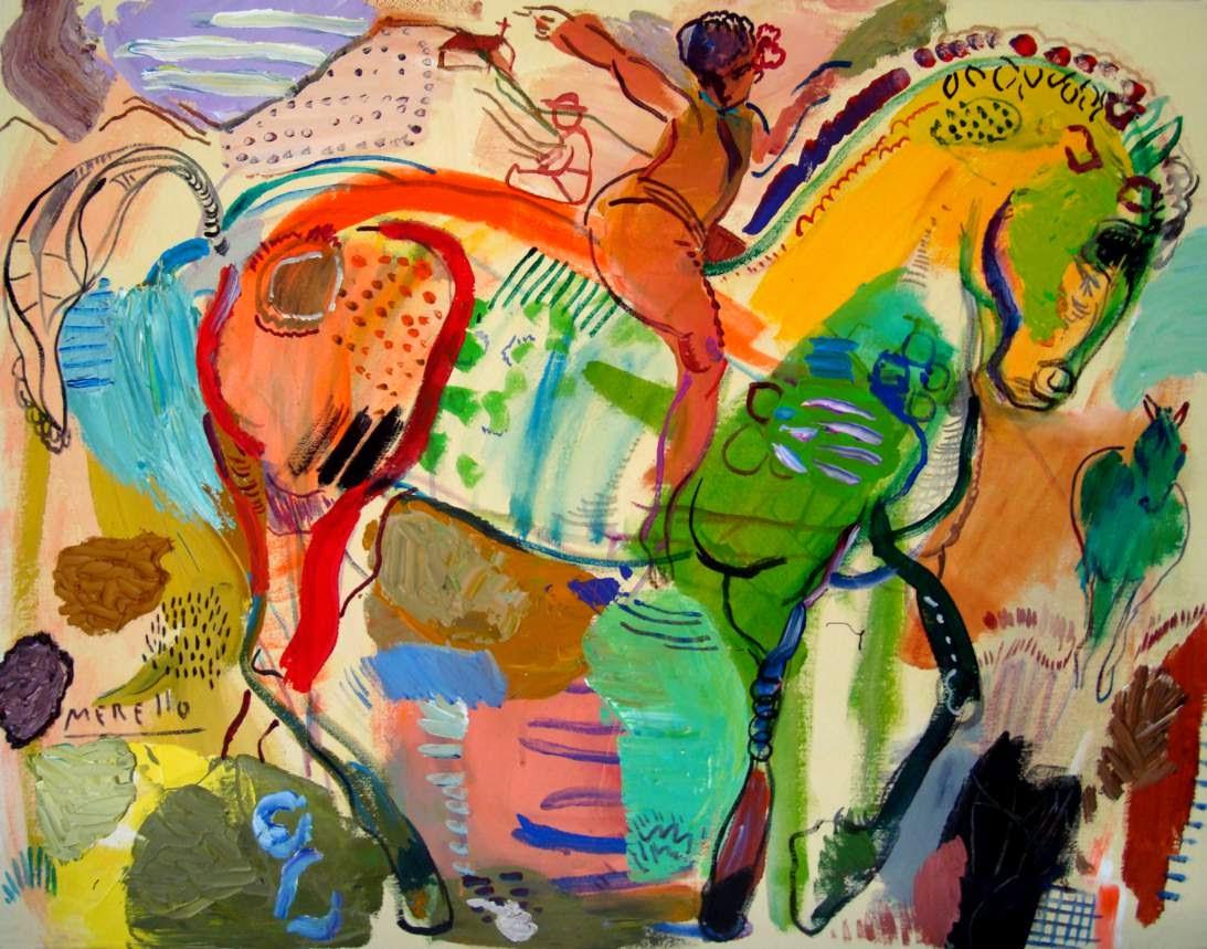 Beliebt debat art figuration: Seize peintres figuratifs contemporains  GI15