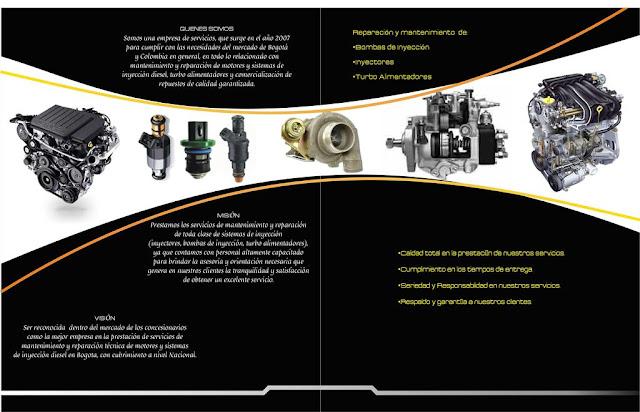 Reparacion de Turbos Diesel