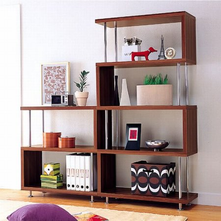 On the budget shelving ideas Cool wood shelf ideas