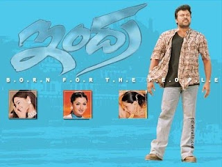 Indra Telugu Mp3 Songs Free  Download -2002