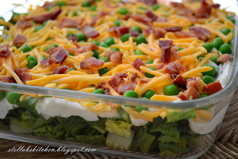 layer dip basic seven layer bars recept yummly layer bars seven layer ...