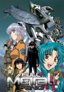 Download Full Metal Panic! S1 Sub Indo