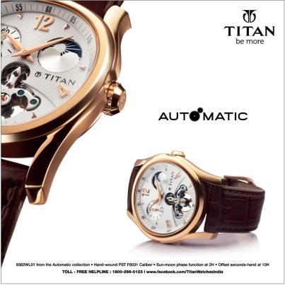 Online shopping of watches in india