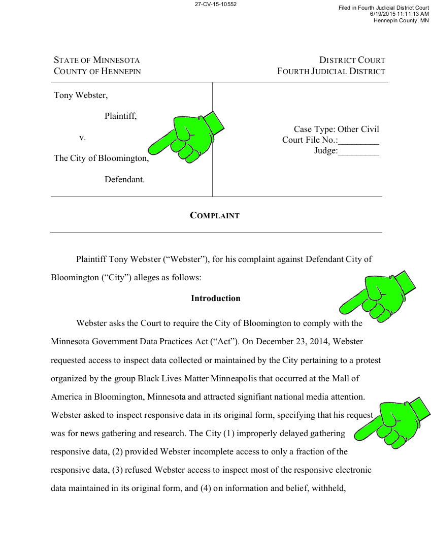 Summons and complaint form minnesota barearsbackyard summons thecheapjerseys Images