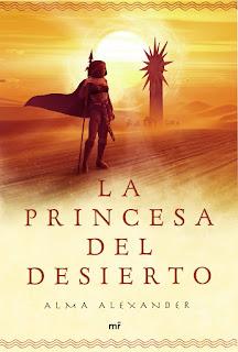 La princesa del desierto de Alma Alexander