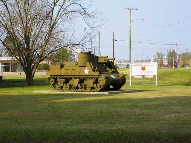Self Propelled Guns in World of Tanks