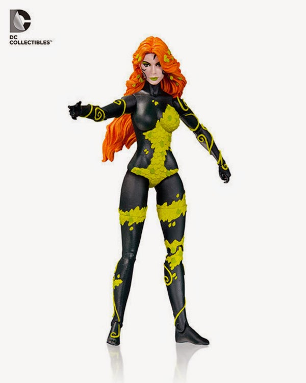 DC Collectibles - New 52 Poison Ivy figure