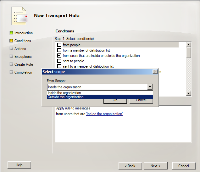how to add a disclaimer to outlook 2010