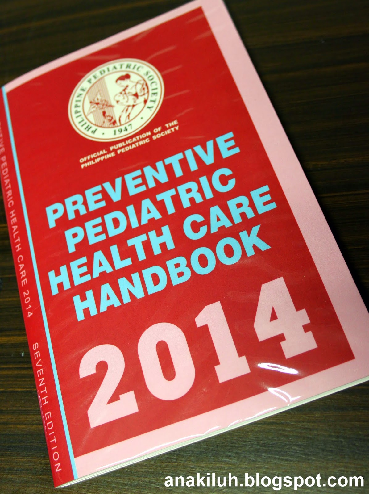 Red book philippine pediatrics 2014