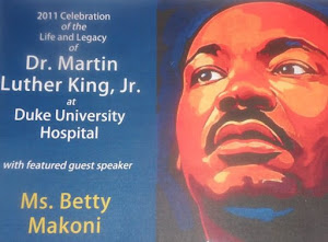 Top US University Honours Muzvare Betty Makoni on Martin Luther Day