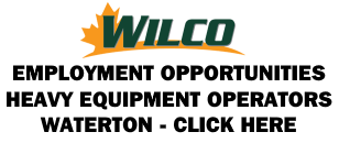 Wilco heavy equipment operators