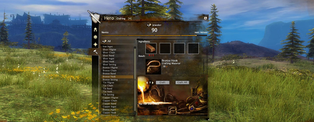 Guild Wars 2: GW2: Почти 17 минут созидательной тоски