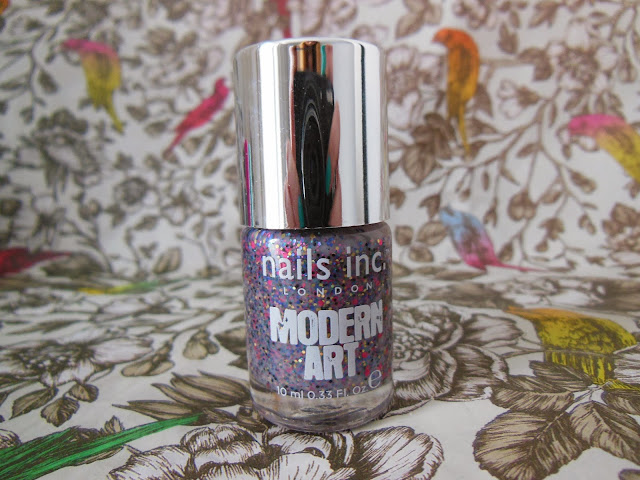 Nails Inc Spring Summer launches Modern Art polish