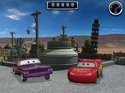 aminkom.blogspot.com - Free Download Games Cars : Radiator Springs Adventure
