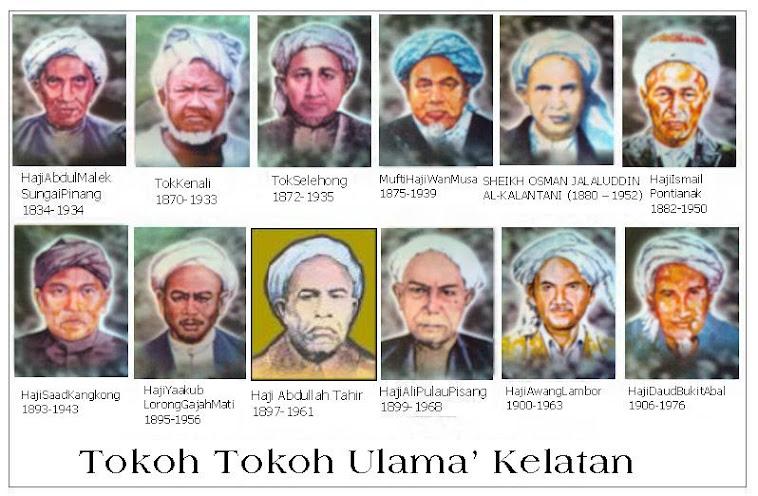 Tokoh Tokoh Ulama' Kelantan