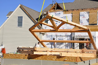 timber frame raising in new jersey