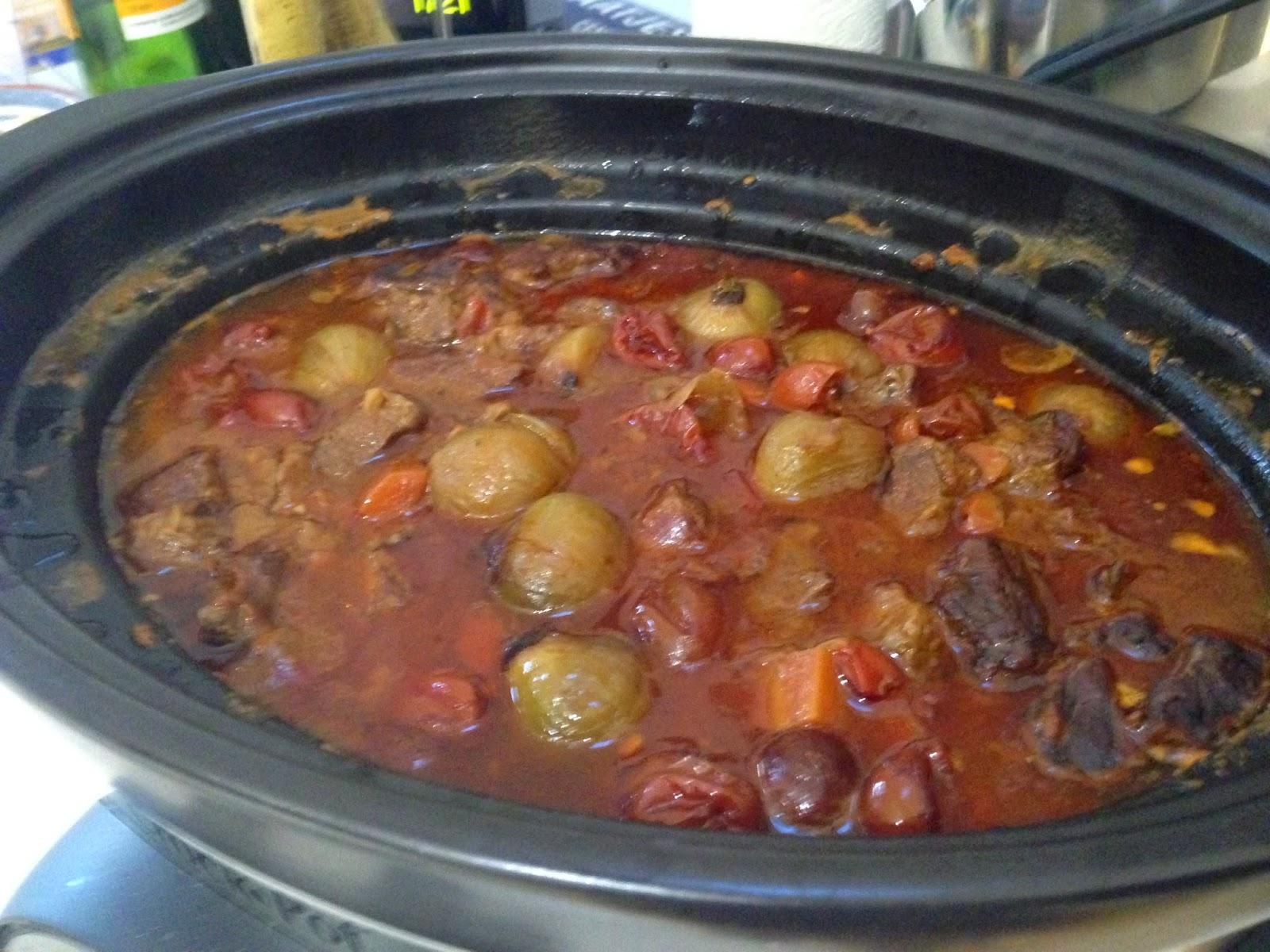 Beef & Chorizo Casserole