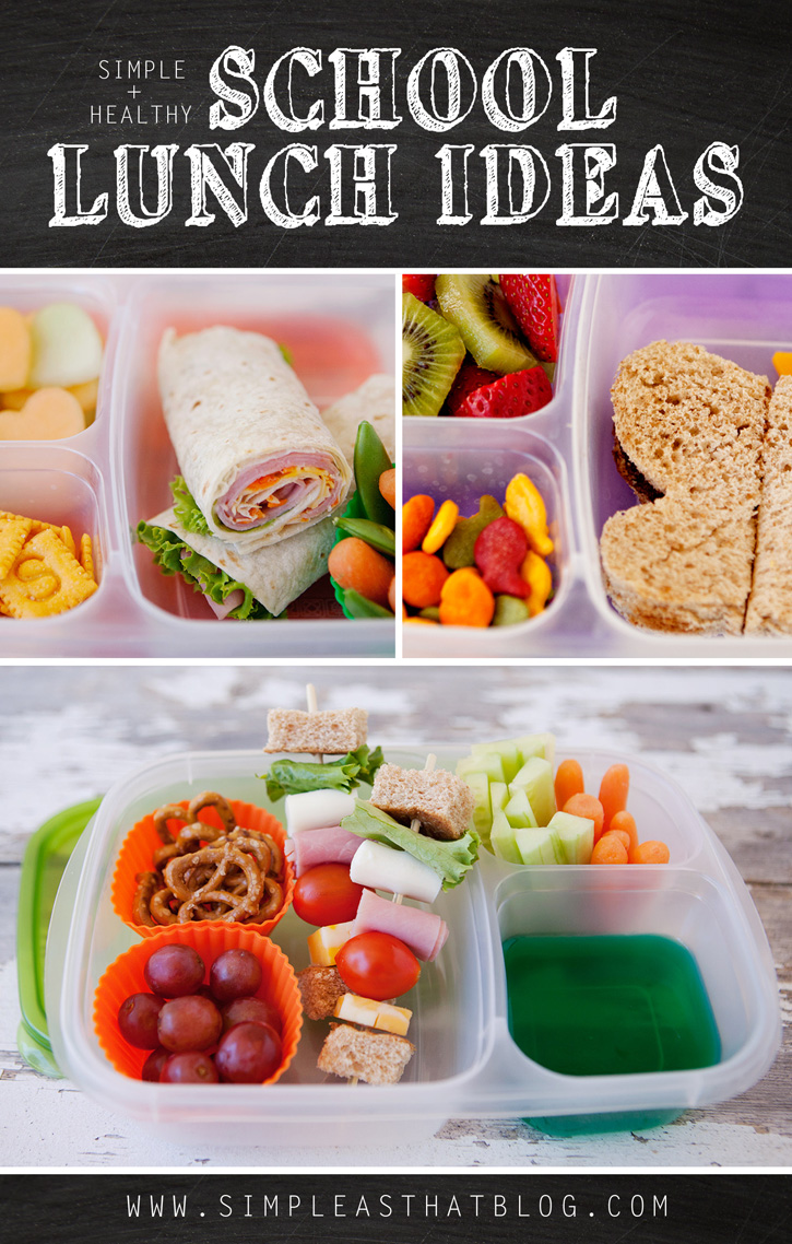 the simple as that blog has some fabulous ideas for school lunches