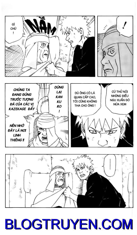 Naruto chap 266 Trang 9 - Mangak.info