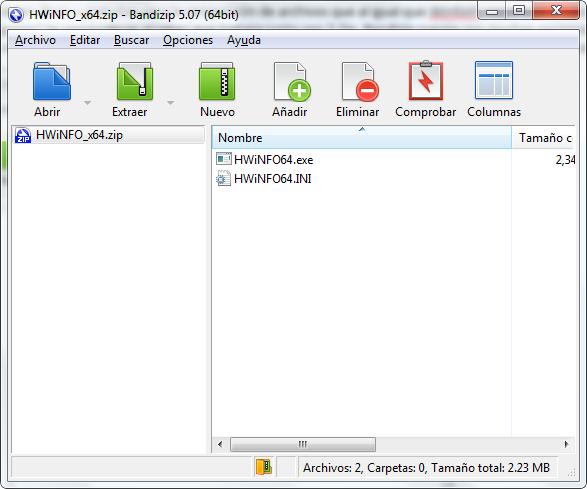 Bandizip quizas el mejor compresor de archivos gratuito - h2geek