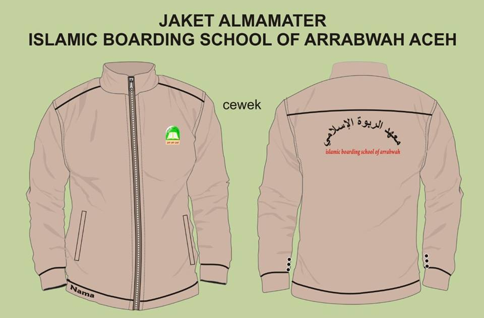 JAS ALMAMATER SMA ISLAMIC BOARDING SCHOOL OF ARRABAWAH ACEH